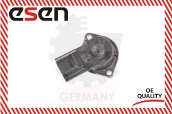 Throttle position sensor (TPS) FORD C-MAX; COUGAR; FIESTA IV; FIESTA V; FIESTA Van; FOCUS; FOCUS C-MAX; FOCUS II; FOCUS II kabriolet; FOCUS II kombi; FOCUS II sedan; FOCUS kombi; FOCUS sedan; FUSION; MAVERICK; MONDEO I; MONDEO I kombi; MONDEO I sedan; MONDEO II; MONDEO II kombi; MONDEO II sedan; MONDEO III; MONDEO III kombi; MONDEO III sedan; PUMA; STREET KA; TOURNEO CONNECT; TRANSIT CONNECT 988F9B989BB