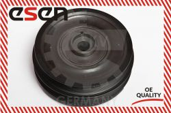 Crankshaft pulley BMW 3 (E46); 3 Touring (E46); 5 (E39); 5 Touring (E39) 80000366