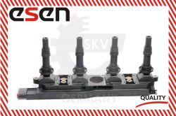 Ignition coil OPEL ASTRA F CLASSIC kombi; ASTRA G coupe; ASTRA G hatchback; ASTRA G kabriolet; ASTRA G kombi; ASTRA G sedan; ASTRA H; ASTRA H GTC; ASTRA H kombi; ASTRA H TwinTop; CORSA C; MERIVA; SIGNUM; TIGRA TwinTop; VECTRA B; VECTRA B hatchback; VECTRA B kombi; VECTRA C; VECTRA C GTS; VECTRA C kombi; ZAFIRA A 1208008