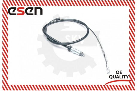 Linka hamulca ręcznego CHEVROLET CORSA Pickup 522615
