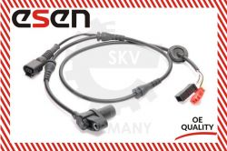 ABS sensor VW PASSAT; PASSAT Variant FRONT LEFT / RIGHT